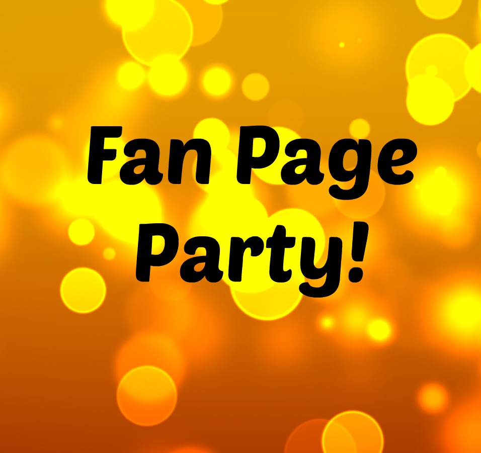 It's Friday! That Means, it's #FanPageParty time