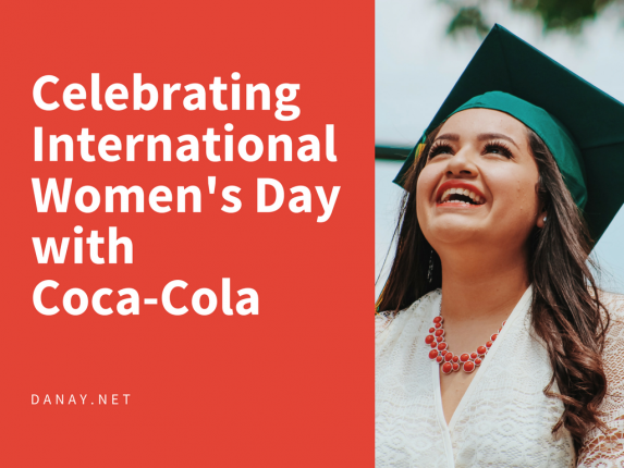 Celebrating Women's History Month with Coca-Cola & Prizes