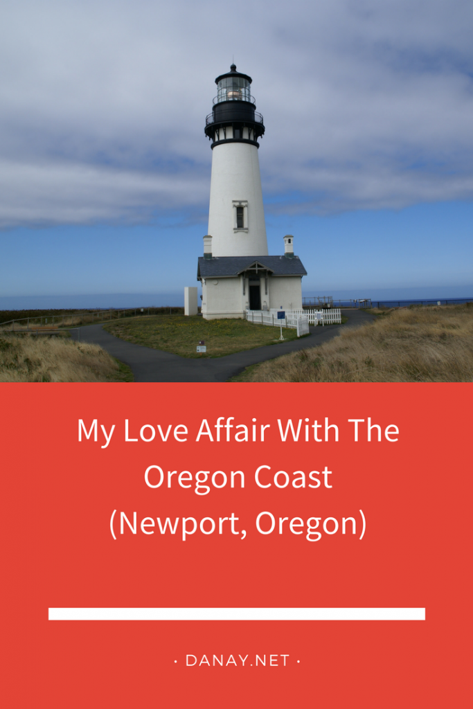 newport oregon travel