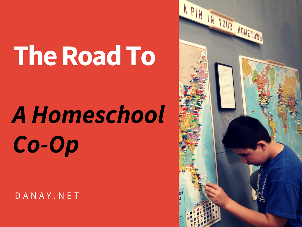 The Road To Homeschooling In A Co-Op