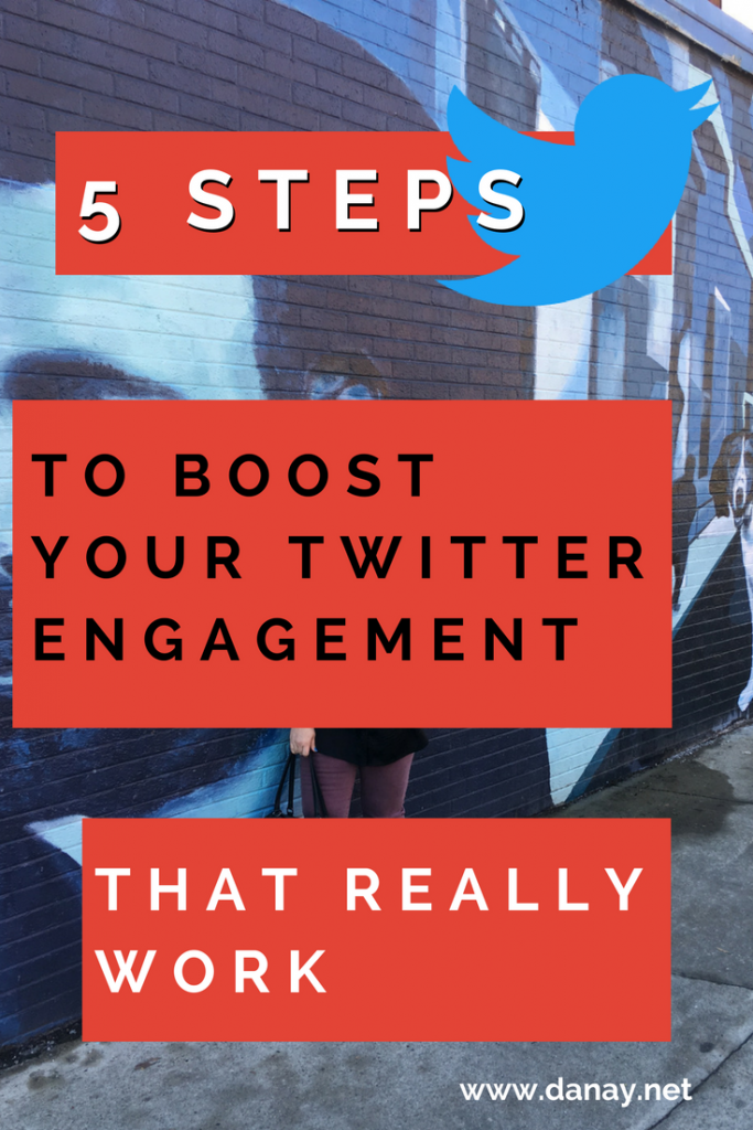 5 Steps to Boost Your Twitter Engagement That Really Work #twitter #twittermarketing #socialmedia #tutorials