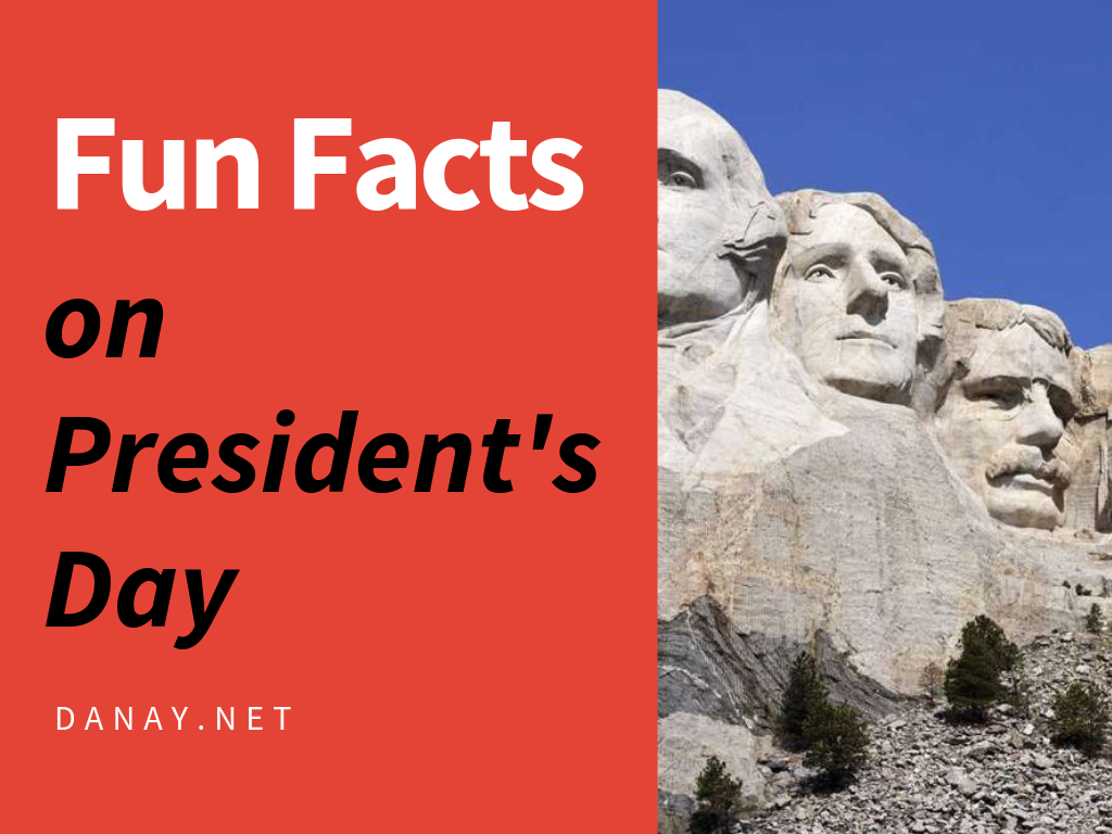 Fun Facts on President's Day