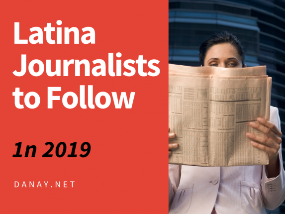 Latina Journalists to Watch in 2019