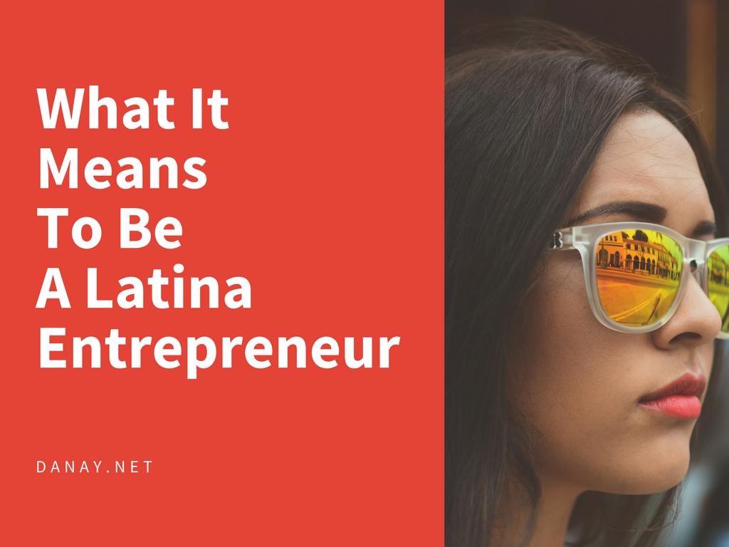 Latina Entrepreneur Series