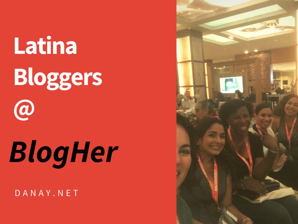 Latina Bloggers at BlogHer