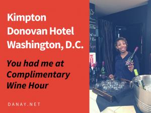 Kimpton Donovan Hotel Review