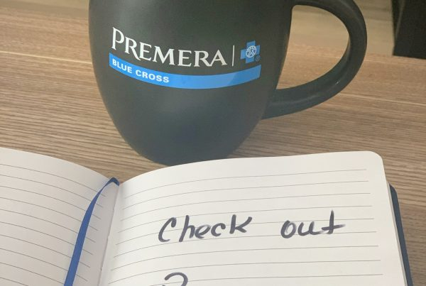 Danay Escanaverino Reviews Premera Blue Cross for Entrepreneurs